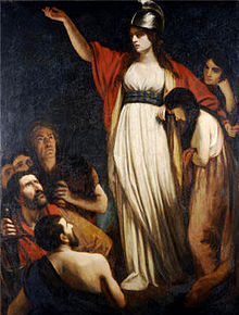 Boadicea, the first queen of England - la prima regina d'Inghilterra