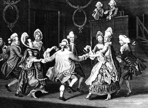 Colonial Ball Dance