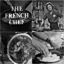 Julia Child French onion soup