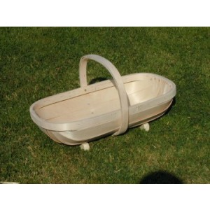 A Cottage Garden Trug