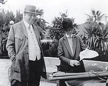 William Randolph Hearst and Julia