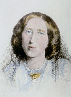 Mary Anne Evans aka George Eliot, Victorian Writer