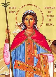 Icon of Deborah the Judge