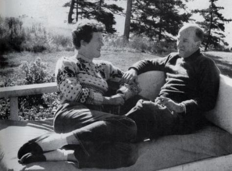 Julia and Paul
