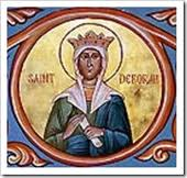 Icon of St. Deborah