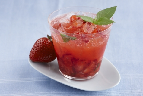 strawberry smash