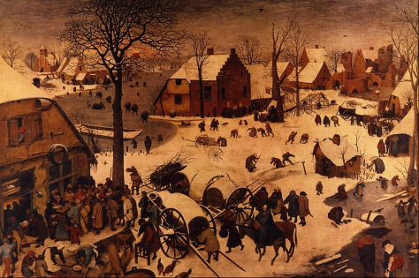 The Census at Bethlehem