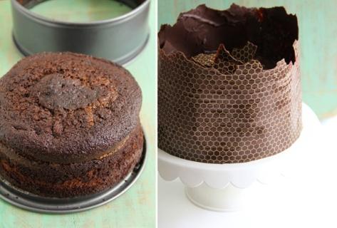 sprinkle bakes honey chocolate cake 8