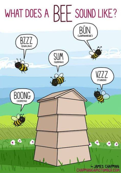 bee sounds