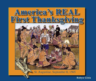 First Thanksgiving - St. Augustine