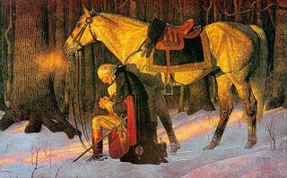 First Thanksgiving - Washington
