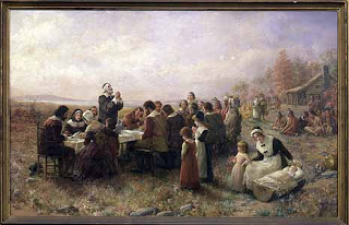 Plymouth Thanksgiving
