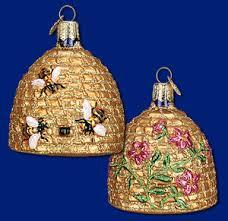 bee ornament 1