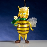 De_Carlini_Mr_bee_Italian_glass_Christmas_ornament_t