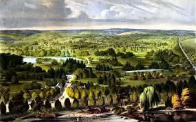 Spring Grove Cemetery Circa 1858